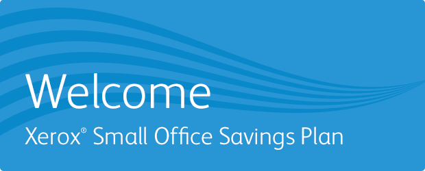 Xerox Small Office Savings Plan
